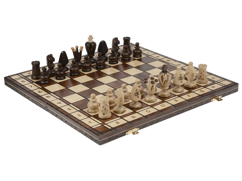 Игра Wegiel Шахматы Королевские 3012