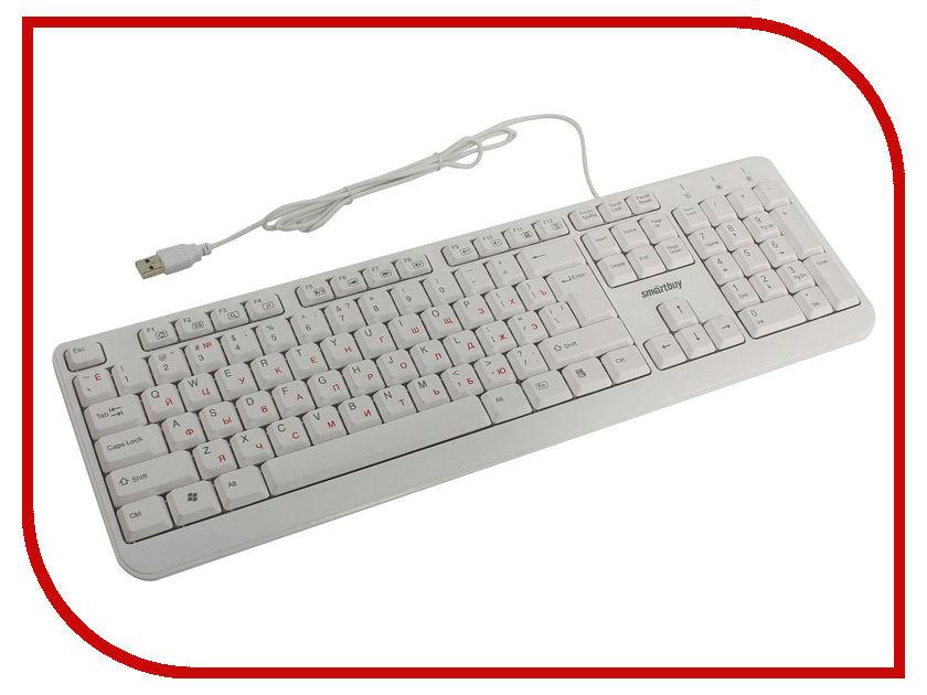 Zakazat.ru: Клавиатура SmartBuy 208 White SBK-208U-W