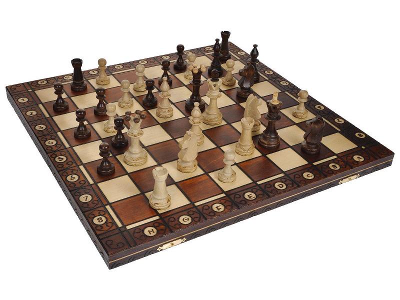 Игра Wegiel Шахматы Консул 3015