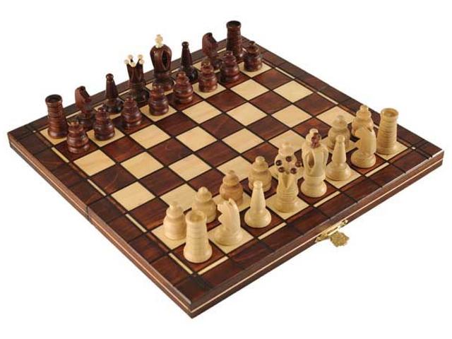 Игра Wegiel Шахматы Мини Роял 3017