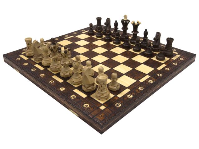 Игра Wegiel Шахматы Роял 3034