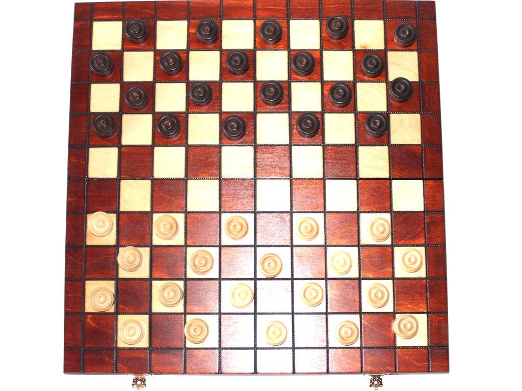 Игра Wegiel Шашки 100 клеток 3941