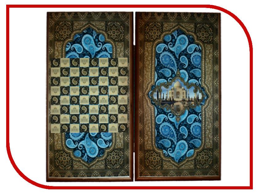цена на Игра Карты М Нарды-шашки Тадж Махал 7040/11