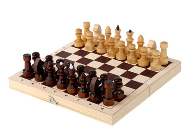 Игра Орловская Ладья Шахматы походные 611
