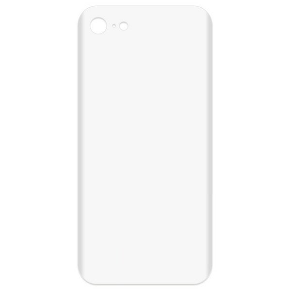 Чехол-накладка Krutoff для APPLE iPhone 7 / 8 TPU Transparent 11942