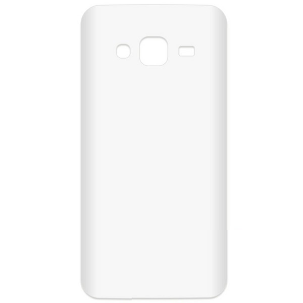 Чехол-накладка Krutoff TPU для Samsung Galaxy J3 2016 SM-J310 Transparent 11955