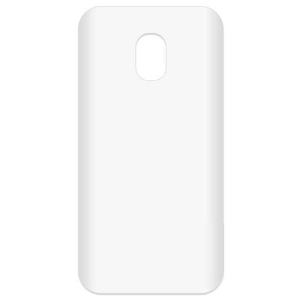 Аксессуар Чехол-накладка Krutoff TPU для Samsung Galaxy J4 2018 SM-J400F Transparent 11978