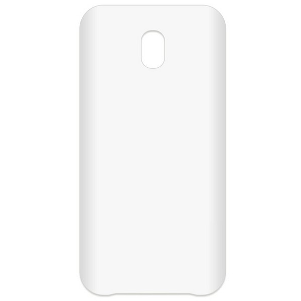 Чехол-накладка Krutoff TPU для Samsung Galaxy J6 2018 SM-J600F Transparent 11979