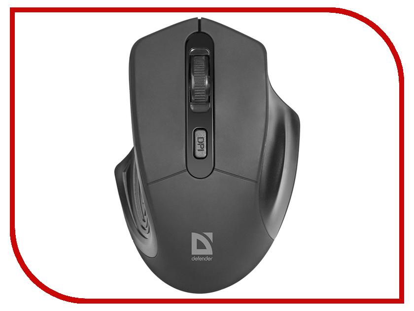 Мышь Defender Datum MB-345 Black 52345 цена и фото