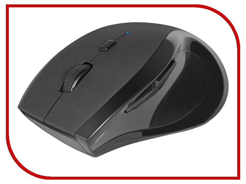 Мышь Defender Accura MM-295 Black 52295 мышь defender accura mm 365 blue 52366