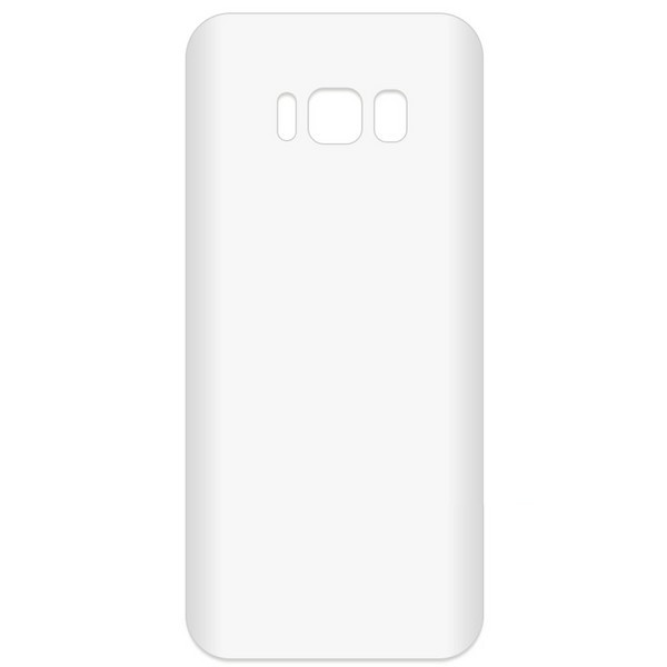 Чехол-накладка Krutoff TPU для Samsung Galaxy S8 SM-G950F Transparent 11963