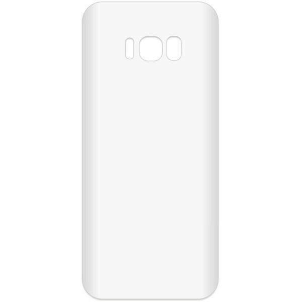 Аксессуар Чехол-накладка Krutoff TPU для Samsung Galaxy S8+ SM-G955F Transparent 11964