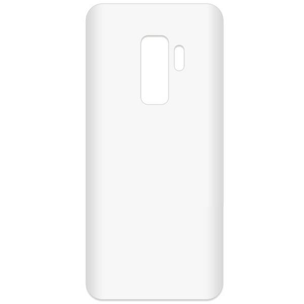 Аксессуар Чехол-накладка Krutoff TPU для Samsung Galaxy S9+ SM-G965F Transparent 11966