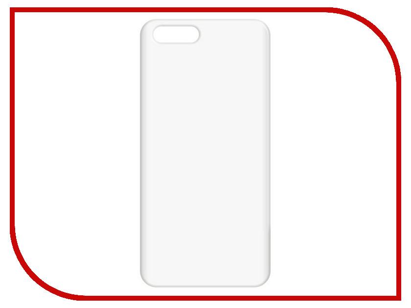 Аксессуар Чехол-накладка для Xiaomi Mi 6 Krutoff TPU Transparent 11967 аксессуар чехол 12 5 xiaomi mi laptop sleeve bag grey