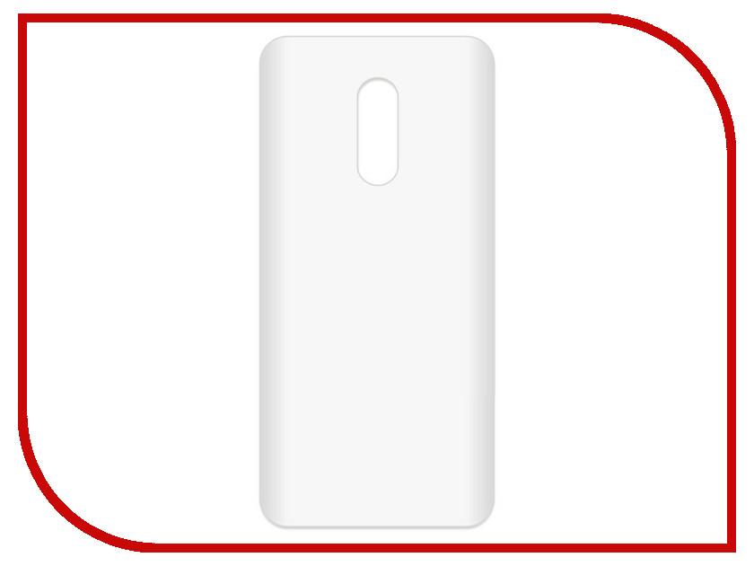 Аксессуар Чехол-накладка для Xiaomi Redmi 5 Krutoff TPU Transparent 11975 globo спот globo earl 5435 2 opqxhdx