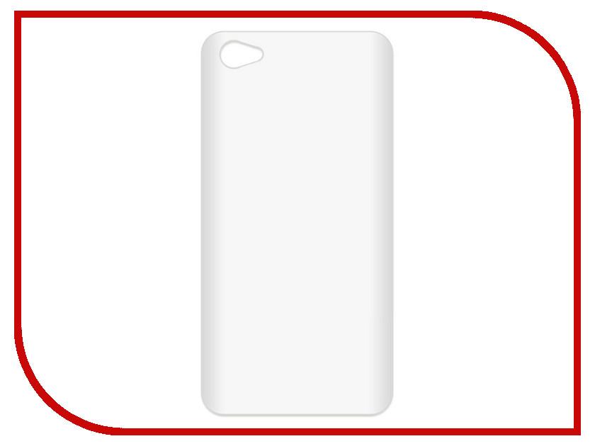 Аксессуар Чехол-накладка для Xiaomi Redmi 5А Krutoff TPU Transparent 11977 igora page 2