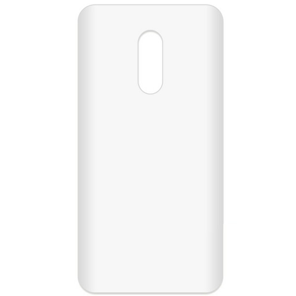 купить Аксессуар Чехол-накладка Krutoff для Xiaomi Redmi Note 4 TPU Transparent 11972 дешево