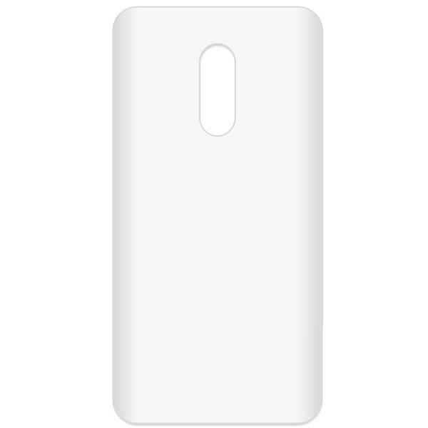 Аксессуар Чехол-накладка Krutoff для Xiaomi Redmi Note 4 TPU Transparent 11972