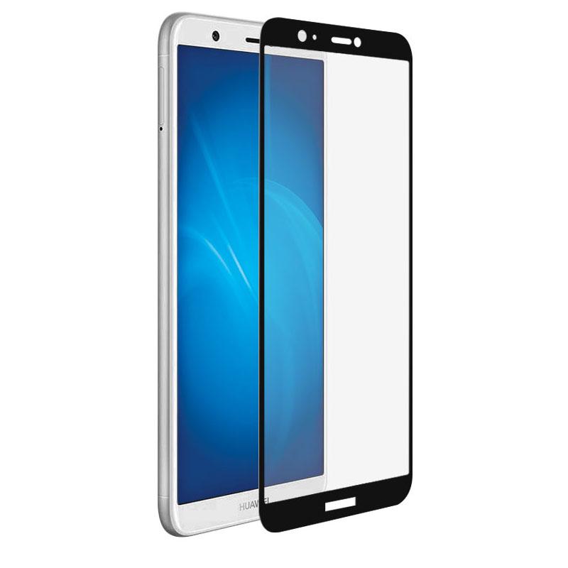 Аксессуар Защитное стекло CaseGuru для Huawei P Smart 0.33mm Full Screen Black 102509