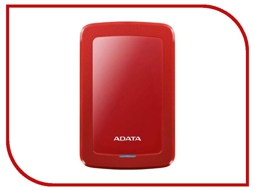 Жесткий диск ADATA HV300 2TB Red