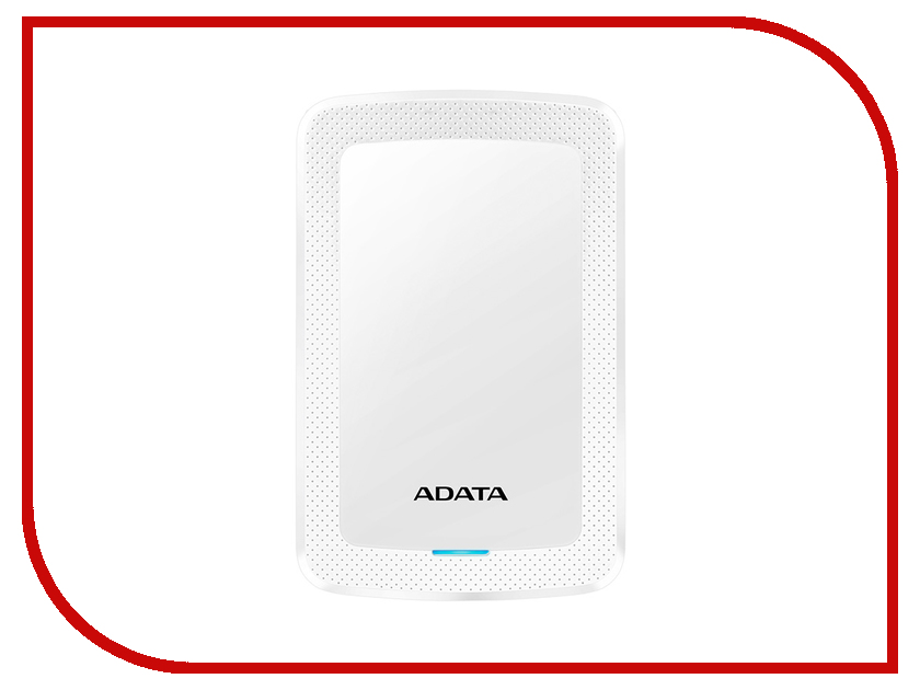 Жесткий диск ADATA HV300 2TB White