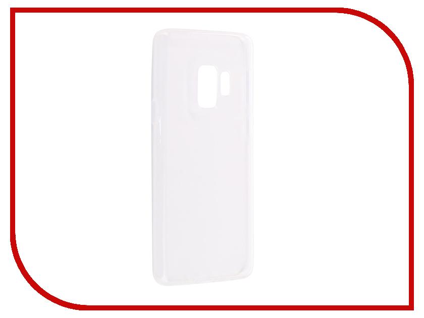 Аксессуар Чехол для Samsung Galaxy S9 CaseGuru Silicon Liquid 102522 аксессуар чехол накладка samsung galaxy a3 2016 caseguru liquid 87798
