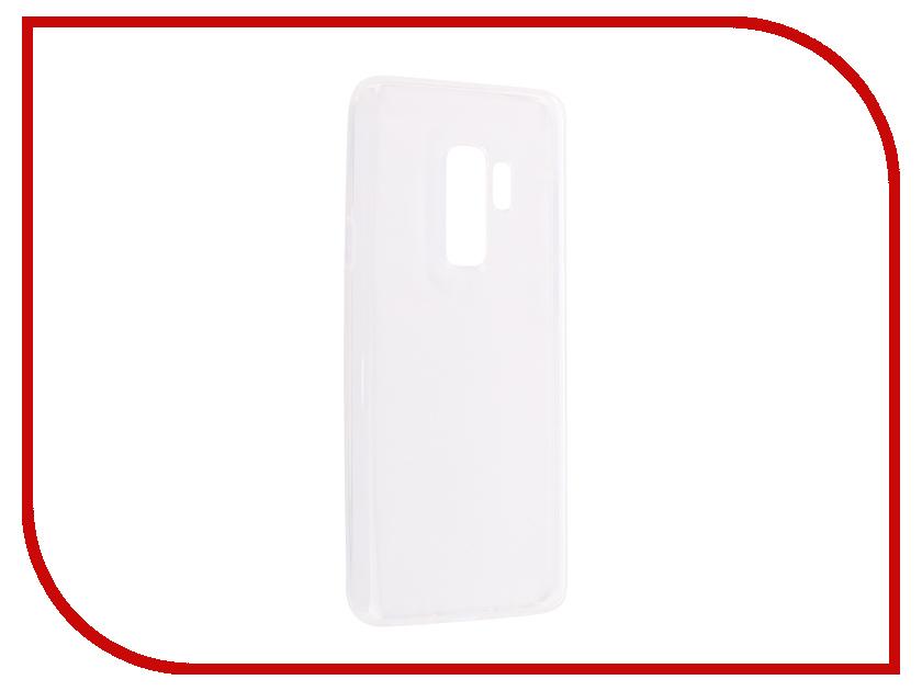 Аксессуар Чехол для Samsung Galaxy S9 CaseGuru Silicon Plus Liquid 102523 аксессуар чехол накладка samsung galaxy a3 2016 caseguru liquid 87798