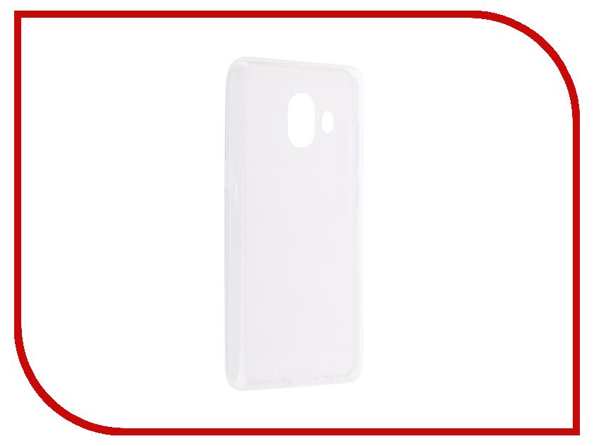 Аксессуар Чехол для Samsung Galaxy C10 CaseGuru Silicon Liquid 102970 аксессуар чехол накладка samsung galaxy a3 2016 caseguru liquid 87798