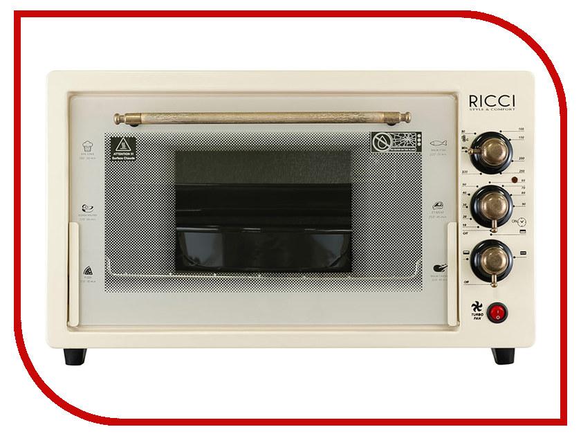 Мини печь Ricci 6003BG ricci rgc9030bg