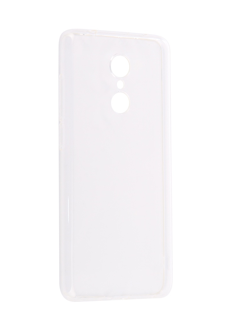 Аксессуар Чехол CaseGuru для Xiaomi Redmi 5 Silicon Liquid 101743