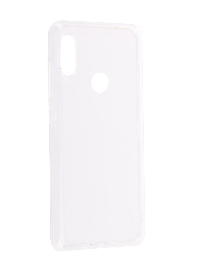Чехол CaseGuru для Xiaomi Redmi Note 5 / Pro Silicon Liquid 102520
