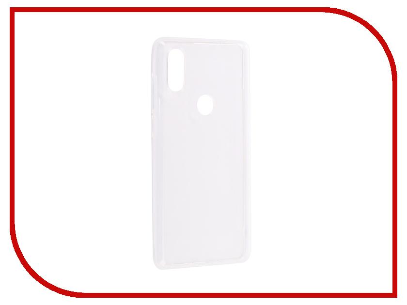 Аксессуар Чехол для Xiaomi Mi Mix 2S CaseGuru Silicon Liquid 102969