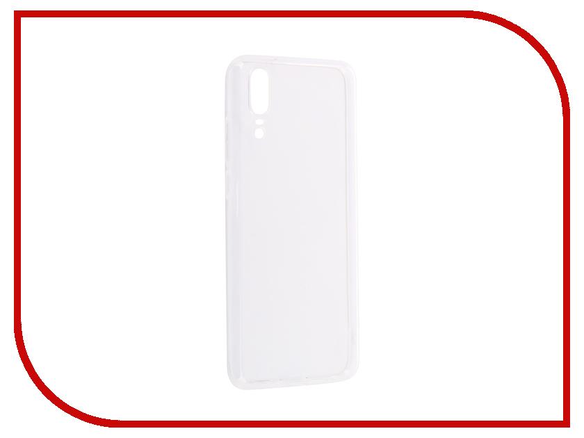 где купить Аксессуар Чехол для Huawei P20 CaseGuru Silicon Liquid 102524 дешево