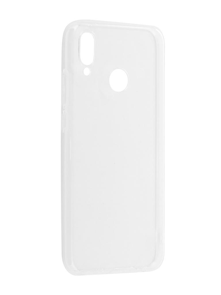 Чехол CaseGuru для Huawei P20 Lite Silicon Liquid 102525