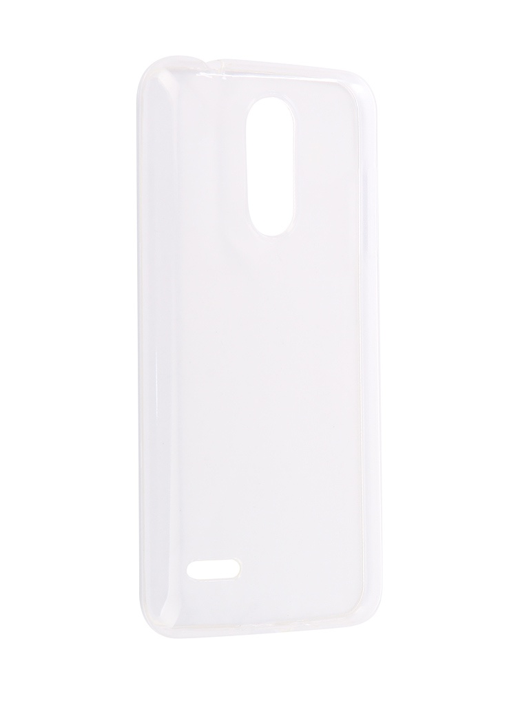 Чехол CaseGuru для LG K8 2018 Silicon Liquid 102973