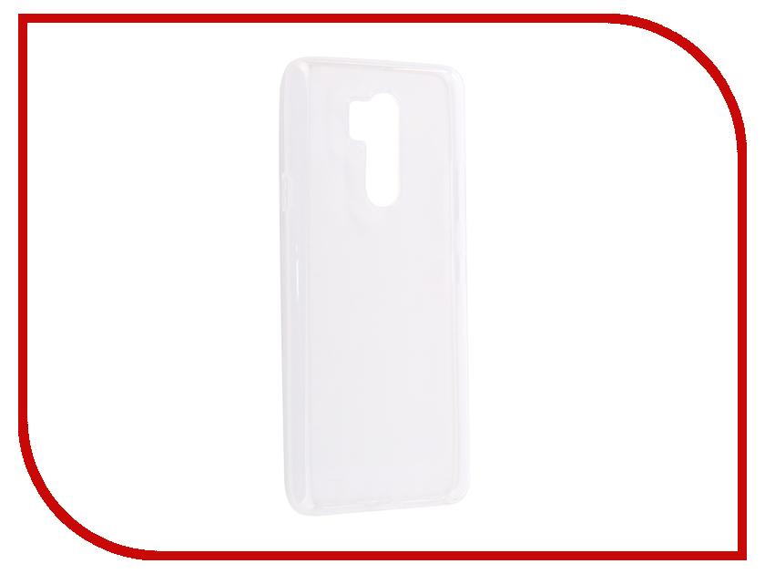 все цены на Аксессуар Чехол для LG G7 ThinQ CaseGuru Silicon Liquid 102977