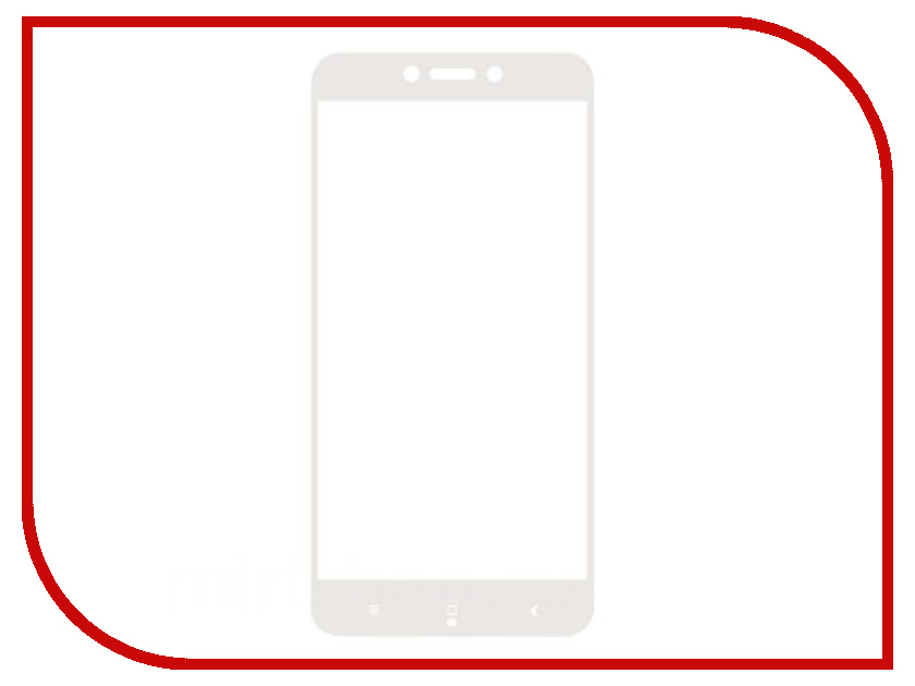 Аксессуар Защитное стекло Xiaomi Redmi 4X Neypo Full Glue Glass White frame NFGL4239 аксессуар защитное стекло xiaomi redmi 4x neypo full screen glass white frame nfg0034