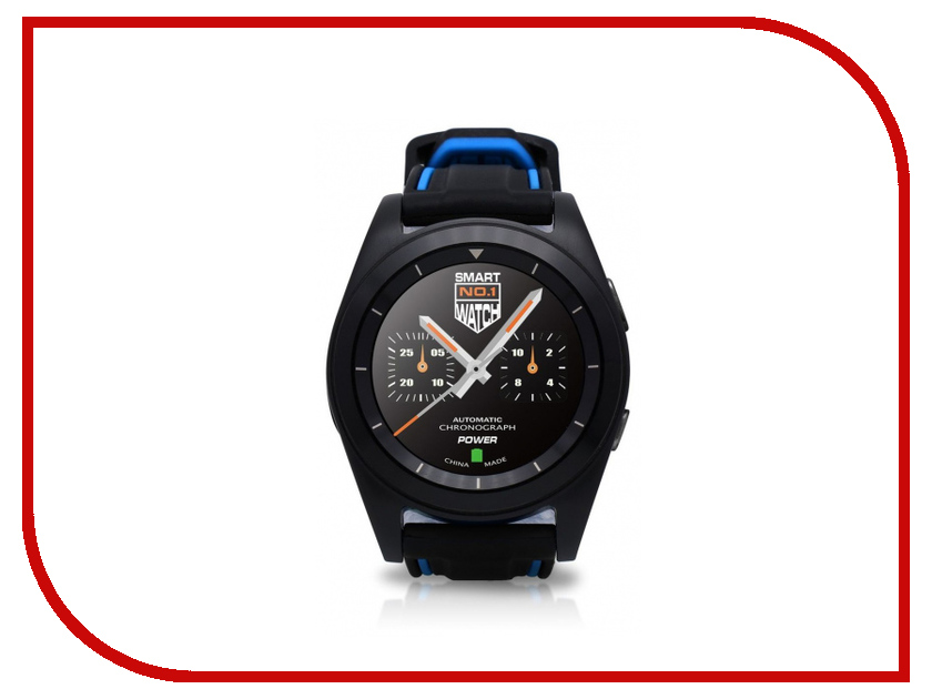 Умные часы CarCam G6 Black-Silicon все цены