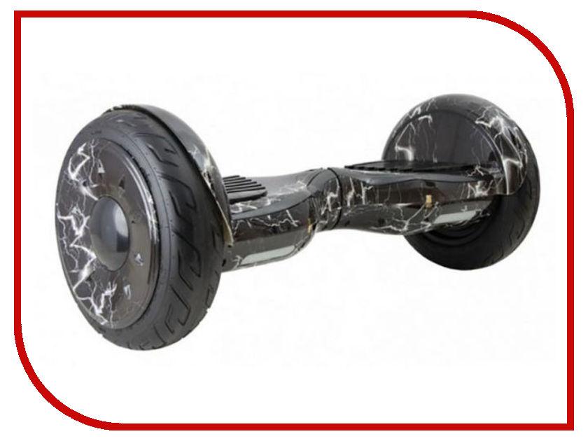 Гироскутер CarCam Smart Balance 10.5 White Lightning цена