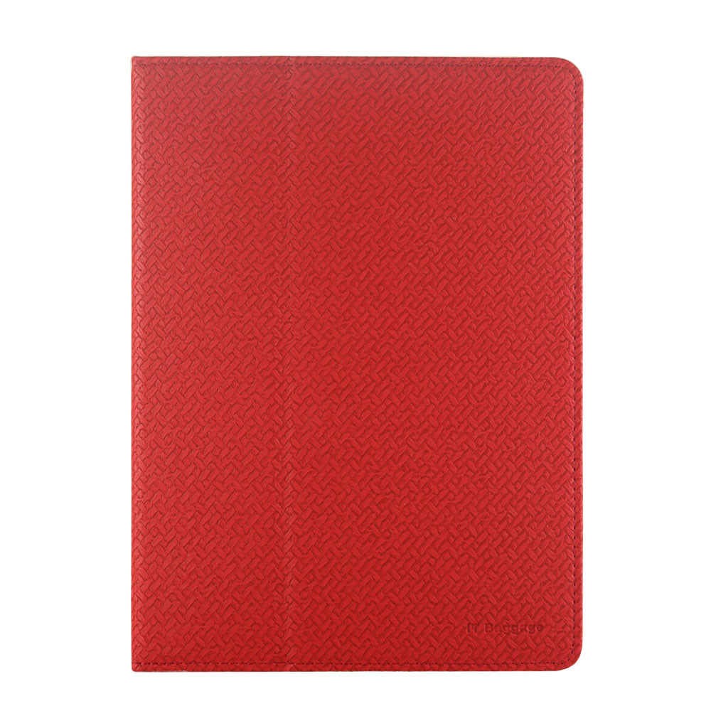 Чехол IT Baggage для APPLE iPad 2018 9.7 Red ITIP20182-3