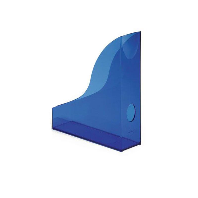 Лоток вертикальный Durable Rack Basic А4 Transparent Blue 1701712540
