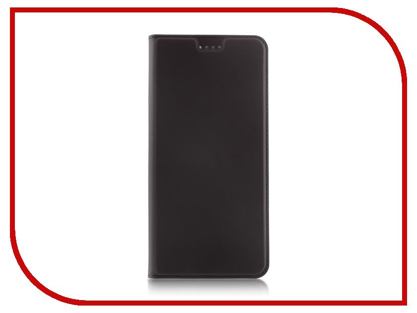 Аксессуар Чехол-книжка для ASUS ZenFone 5 Lite ZC600KL BROSCO Black AS-ZF5L-BOOK-BLACK