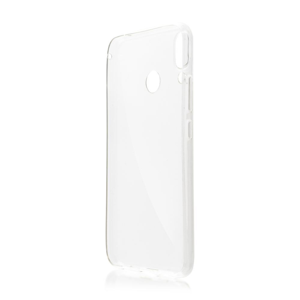Аксессуар Чехол Brosco для ASUS ZenFone 5 ZE620KL Silicone Transparent AS-ZF5-TPU-TRANSPARENT