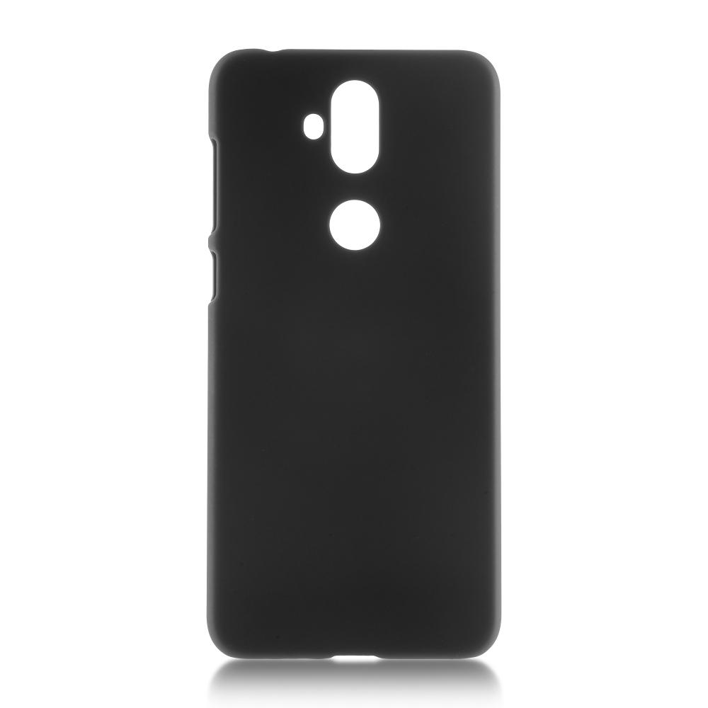 Аксессуар Чехол Brosco для ASUS ZenFone 5 Lite ZC600KL Black AS-ZF5L-4SIDE-ST-BLACK