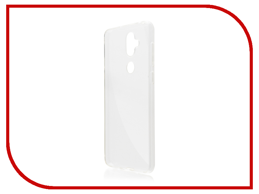 Аксессуар Чехол для ASUS ZenFone 5 Lite ZC600KL BROSCO Silicone Transparent AS-ZF5L-TPU-TRANSPARENT аксессуар чехол asus zenfone 3 ze552kl skinbox slim silicone transparent t s aze552kl 005