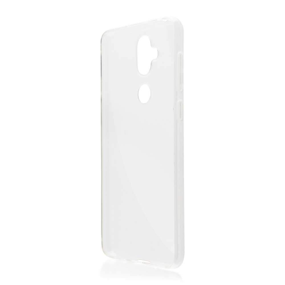 Аксессуар Чехол Brosco для ASUS ZenFone 5 Lite ZC600KL Silicone Transparent AS-ZF5L-TPU-TRANSPARENT аксессуар чехол ubik для honor 9 lite tpu 0 5mm transparent 003139