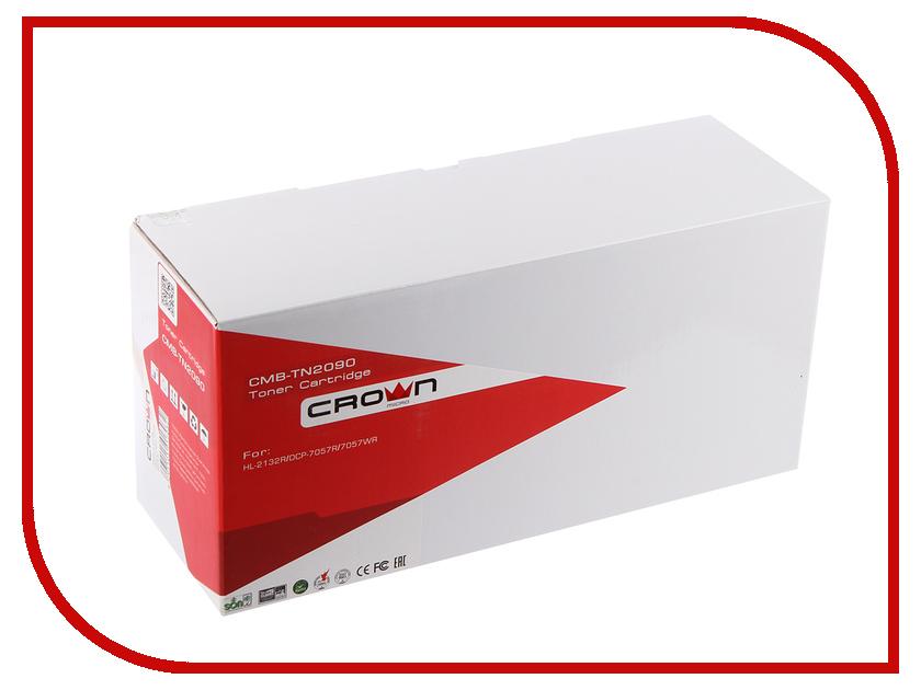Картридж Crown CMB-TN2090 для Brother HL2132R/DCP7057R/7057WR