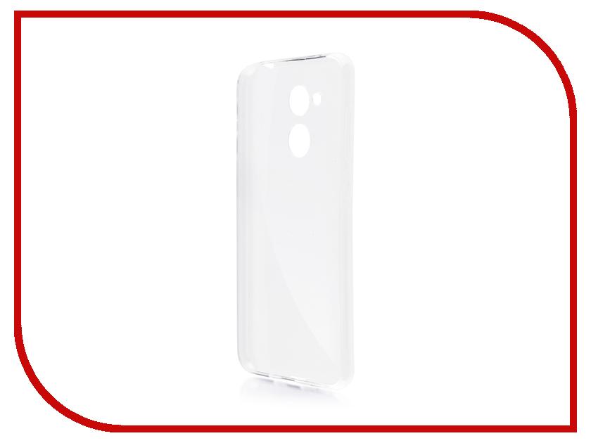 Аксессуар Чехол Huawei Honor 6C Pro BROSCO Silicone Transparent HW-H6CP-TPU-TRANSPARENT аксессуар чехол xiaomi redmi 4 brosco silicone transparent xm r4 tpu transparent