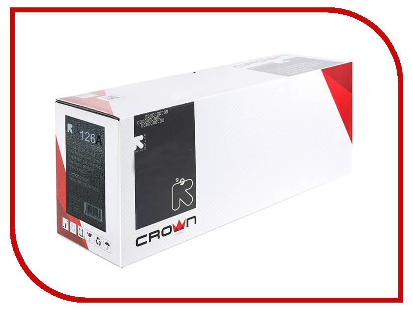 Картридж Crown CM-CE312A Yellow для HP CP1025/CP1025n/CP1025nw/LBP7010C/LBP7018C 400w crown cm ps400w