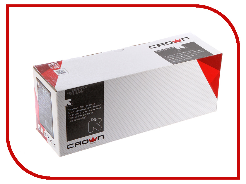Картридж Crown CM-C410A Black для HP Pro 400 Color M451dn/M451dw/M451nw/MFP M475dn/M475dw/Pro 300 Color M351a/MFP M375nw